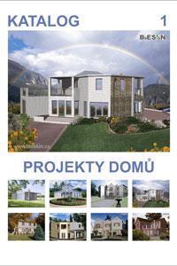 Katalog projektů rodinných domů